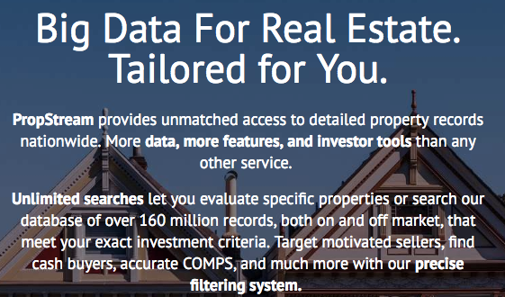 Unlimited Big Data for Wholesale Property Listings