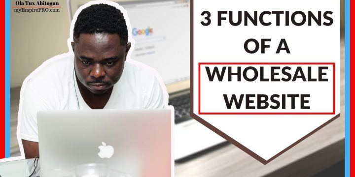 3 Functions of a Real Estate Wholesale Website📍