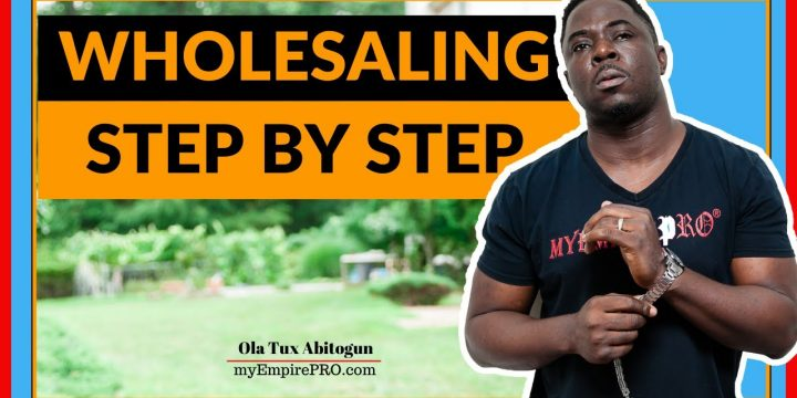7 Steps of Wholesaling Real Estate Step-By-Step 📍