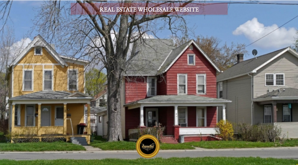 Real Estate Wholesale Website - How to Set it Up.