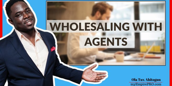 These 4 Things Are Important When Wholesaling Properties Involving Real Estate Agents📍