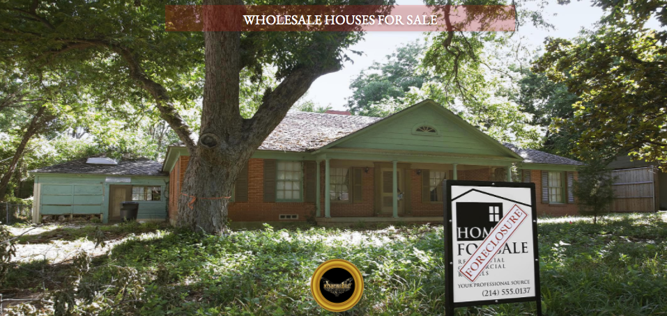 Wholesale Houses Sale Inventory Secrets