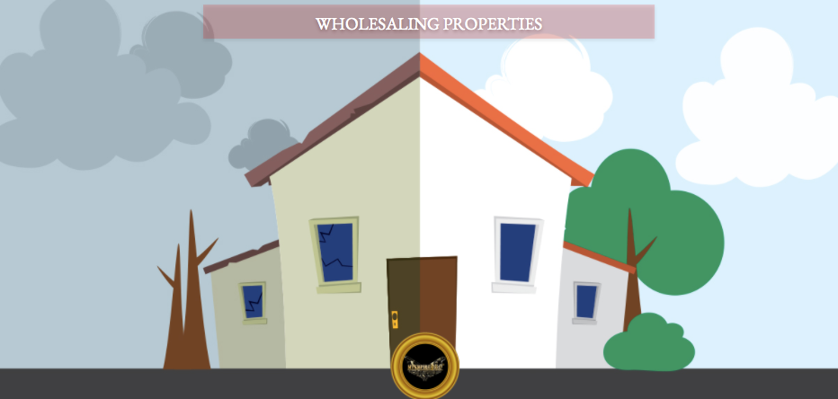 wholesaling properties WITH REAL ESTATE AGENTS