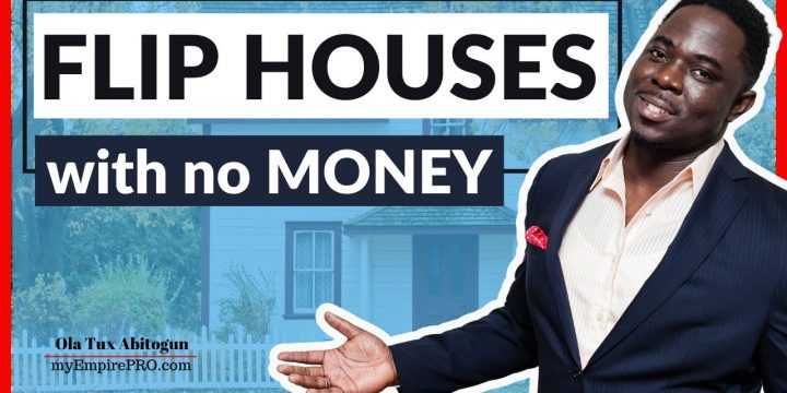 How to Flip Houses for Beginners with No Money📍
