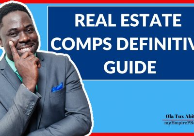 The Definitive Guide to Running Comps in Real Estate📍