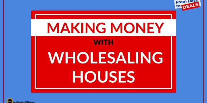 Can You Make Money WHOLESALING HOUSES?