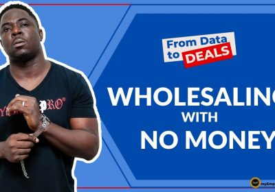 Can You WHOLESALE With NO MONEY?