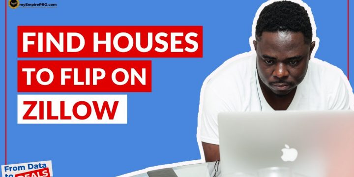 Can I Find Houses to Flip or Wholesale on Zillow?