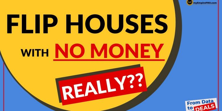 Can You Really FLIP HOUSES with NO MONEY?