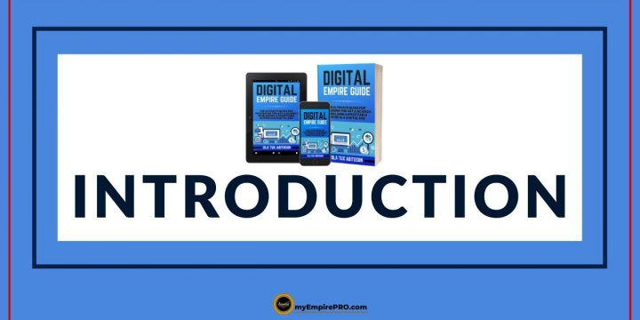 DIGITAL MARKETING – Introduction to Building a Digital Empire