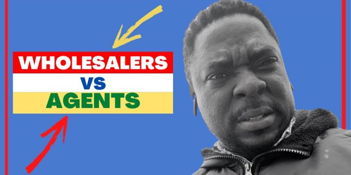 """📍 Wholesaling Vs Real  Estate Agents [5 """"Must Know"""" Things]"""