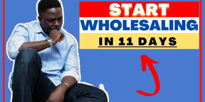 How To Start Wholesaling In 11 Days! 📍