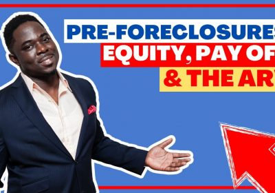 Wholesaling Pre-Foreclosures📍 Equity, Debt Pay-Off & ARV Formula
