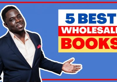 5 Best Wholesale Real Estate Books
