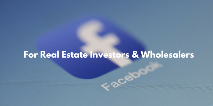 Facebook Ads For Real Estate Investors
